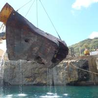 TITAN's successful salvage of the Tycoon off Christmas Island, Australia