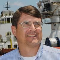 Tom Godfrey, Domestic Sales and Marketing, Signal Ship Repair (SSR) facility in Mobile, AL.