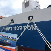 Tommy Norton (Photo: Damen)