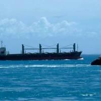 Torres Straits passage: Photo courtesy of AMSA