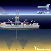 Transocean Rig: Photo courtesy of  the owners