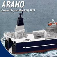 Trawler Design ST-115: Image credit Eastern Shipbuilding
