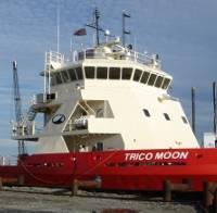 Trico Moon, DP II PSV (Photo courtesy Bristol Harbor Group, Inc.