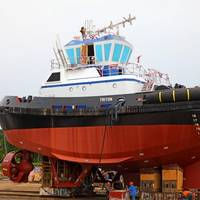 Triton (Photo: Eastern Shipbuilding Group)