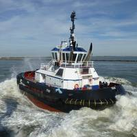 Tugboat image credit Robert Allan