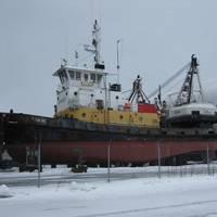 Tugboat Sinuk: Photo credit Marcon