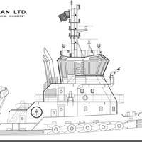 TundRA 3600 ice class tug Image by Robert Allan Ltd.