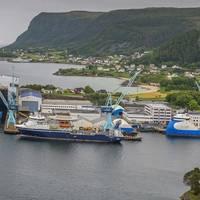 Ulstein Verft currently has seven vessels on order. (Photo: Karl Otto Kristiansen)