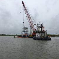U.S. Coast Guard photo by Marine Safety Unit Lake Charles