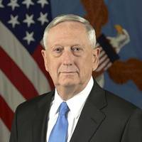 U.S. Defense Secretary James Mattis  (Photo: U.S. Department of Defense)