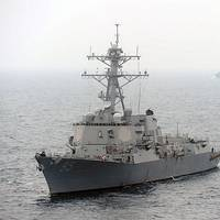 U.S. Navy file photo of guided-missile destroyer USS James E. Williams (DDG 95)