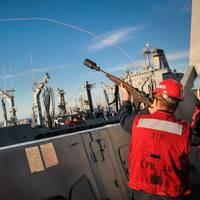 U.S. Navy photo by Brandon Cyr