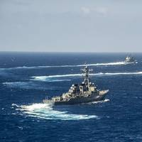 U.S. Navy photo by Mass Communication Specialist 3rd Class Chris Cavagnaro