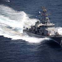 U.S. Navy photo by Walter M. Wayman