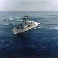 U.S. Navy photo courtesy of Bath Iron Works