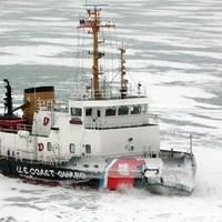 USCG Cutter Neah Bay: Photo credit Great Layes Shipyard