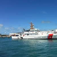 USCG Joseph Doyle in Key West, FL (CREDIT: Bollinger)