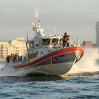 USCG Response Boat Medium (U.S. Coast Guard photo by Donnie Brzuska)