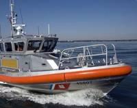 USCG Response Boat: Photo credit USCG