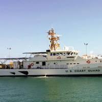 USCGC Forrest Rednour (Photo: Bollinger)