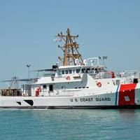 USCGC Nathan Bruckenthal. Photo: Bollinger Shipyards/USCG