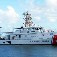 USCGC Oliver Berry in Key West, Fla. (Photo: Bollinger Shipyards)