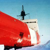 USCGC Polar Sea (WAGB 11) Polar Icebreaker. U.S. Coast Guard Photo