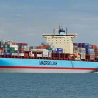 US-flagged Maersk Line Ship: Photo credit Maesrk Line