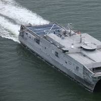USNS Newport (EPF 12) (Photo: Austal)