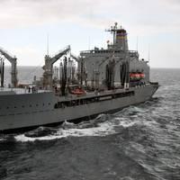USNS Rappahannock: Photo credit USN