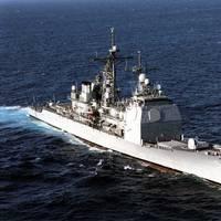 USS Antietam (CG 54) (U.S. Navy photo by James G. McCarter)