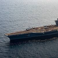 USS Carl Vinson (CVN 70). Photo: US Navy