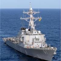 USS Cole (DDG 67) (U.S. Navy photo by Christopher L. Clark)