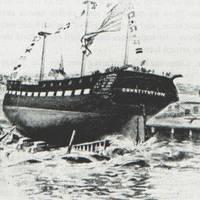 USS Constitution (U.S. Navy image)