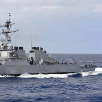 USS Curtis Wilbur (DDG 54) (Photo: Benjamin Dobbs)