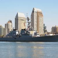 USS Decatur (DDG 73) (U.S. Navy photo)