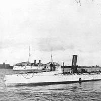 USS Ericsson (U.S. Naval Historical Center Photograph)