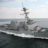 USS Farragut (Photo courtesy of U.S. Navy)