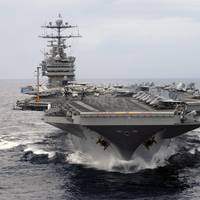 USS Harry S. Truman (CVN 75). Image: United States Navy