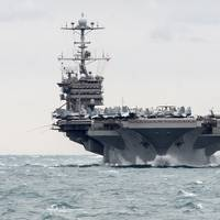 USS Harry S. Truman  (Photo: U.S. Navy)