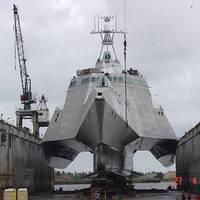 USS Independence: Photo credit USMRA