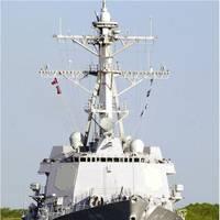 USS Mason (DDG 87). (U.S. Navy photo by Cliff Steenhoff)