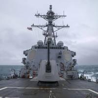 USS Mustin (DDG 89) (Photo: Arthur Rosen / U.S. Navy)