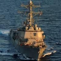 USS Nitze (U.S. Navy photo by Steve Smith)