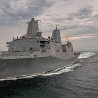 USS Portland (LPD 27) (Official U.S. Navy file photo)