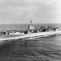 USS Ranger (CV-4). Official U.S. Navy Photograph, now in the collections of the National Archives.