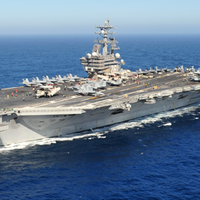USS Ronald Reagan (U.S. Navy photo)