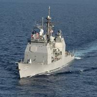 USS San Jacinto (U.S. Navy Photo)