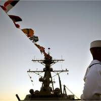USS Sterett (DDG 104) (U.S. Navy photo by Kevin S. O'Brien)