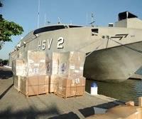 USS Swift: Photo credit USN